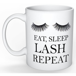 Mugg - Eat, Sleep, Lash, Repeat